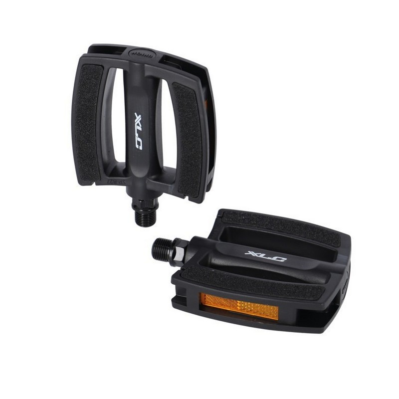 City Comfort Pedal Set PD-C20 Black