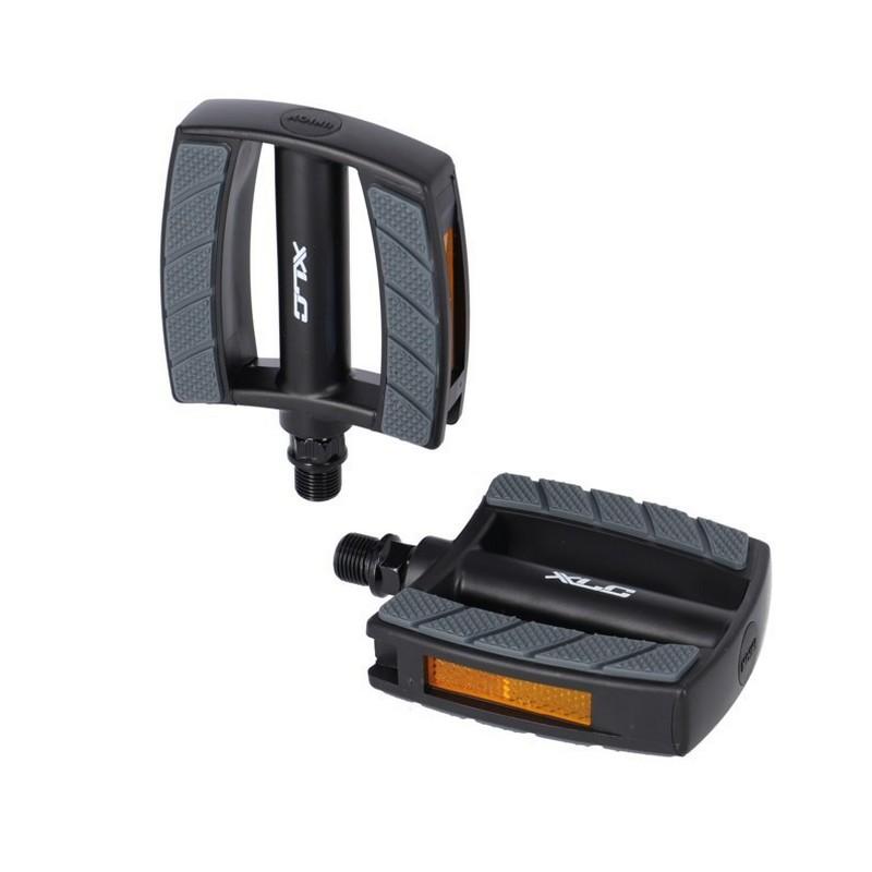 City Comfort Pedal Set PD-C25 Black