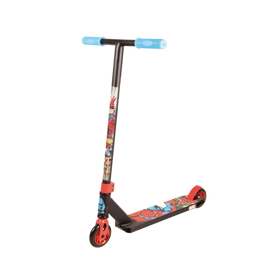 Stunt scooter extreme marvel spiderman