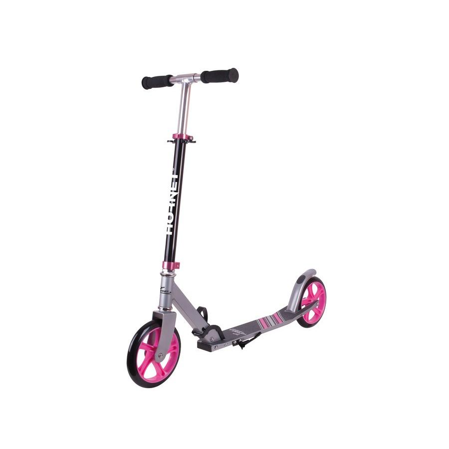 City scooter hornet 8'' black / pink Sport