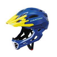 freeride helmet c-maniac size s / m (52-56cm) blue blue