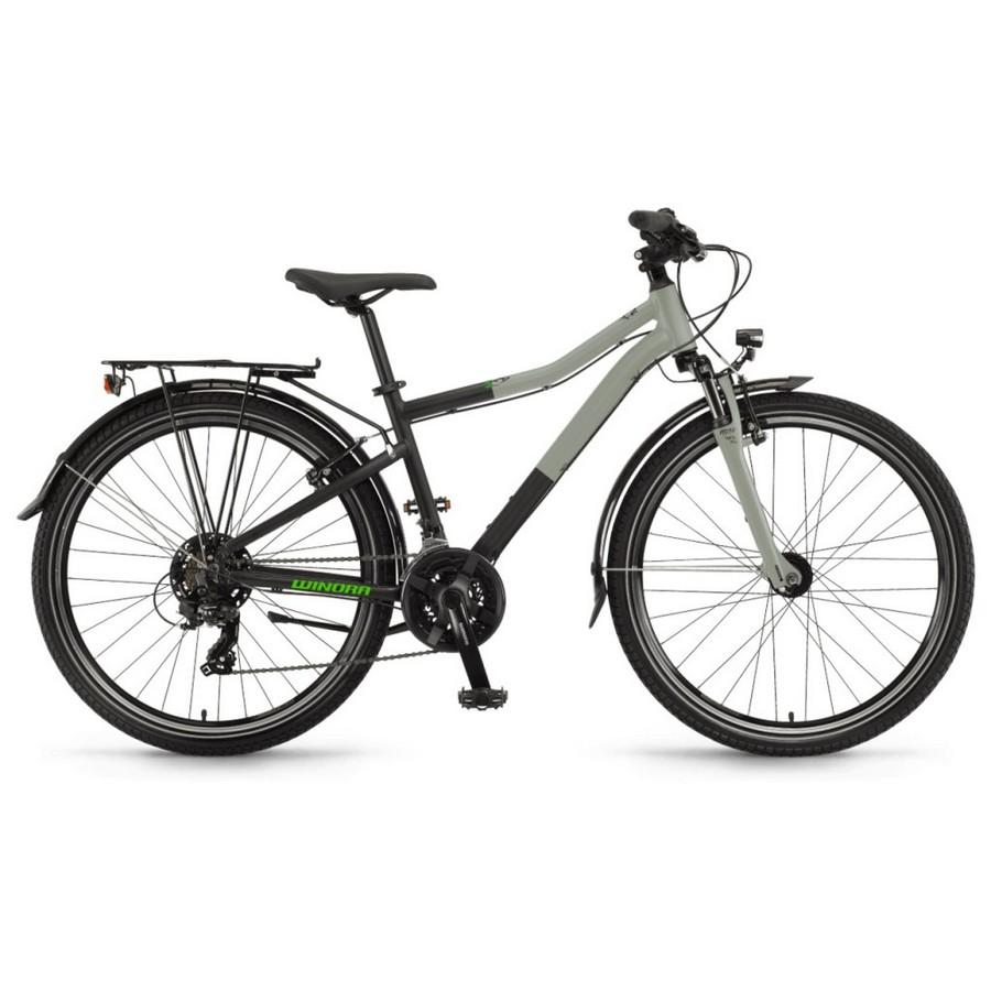 Dash Man 26'' 21s Grey 2022 Size 35