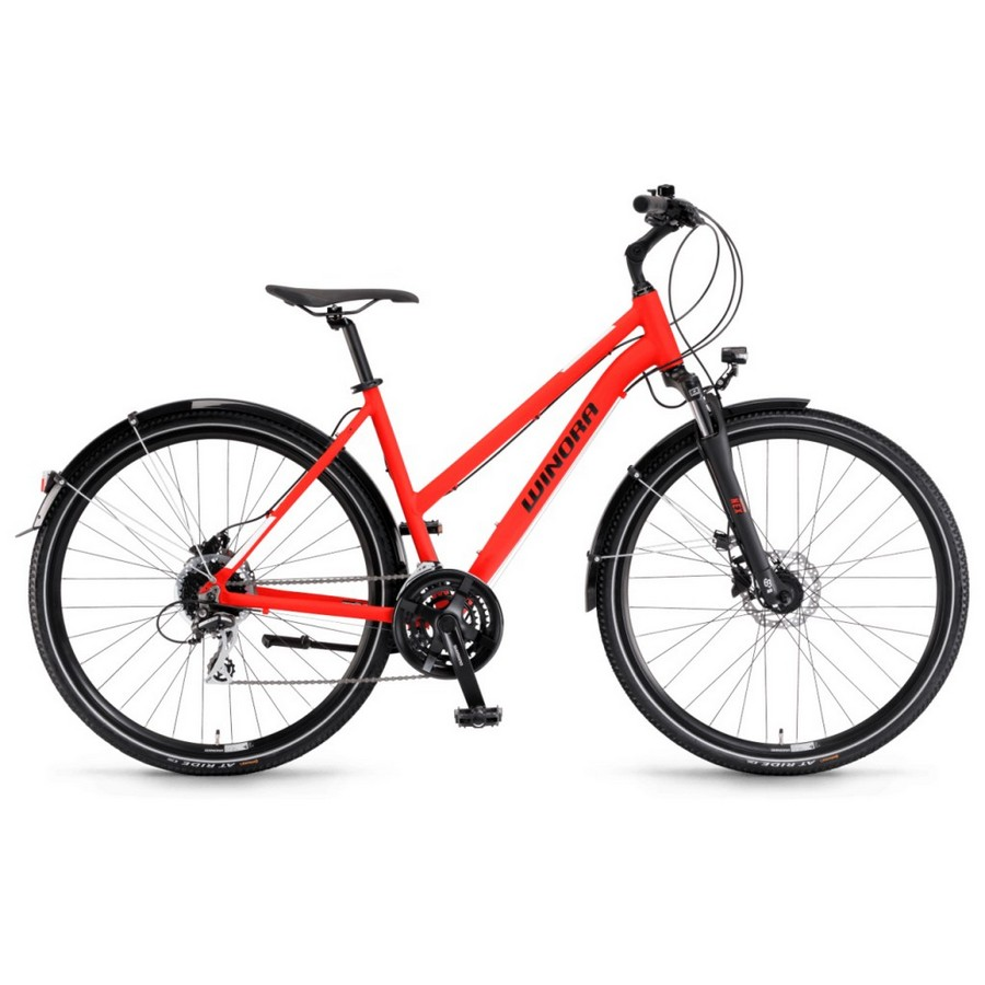 Domingo Woman 28'' 24s Red 2022 Size 44