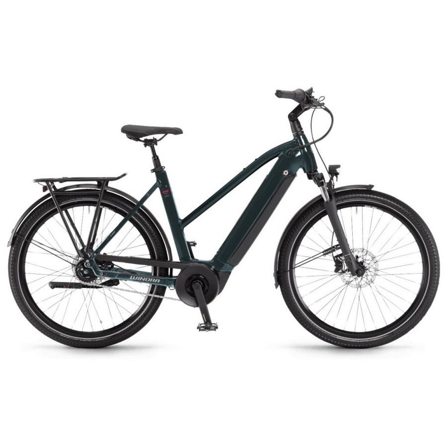 Sinus Woman 27.5'' 8s 500Wh Bosch Active Plus Black 2022 Size 44
