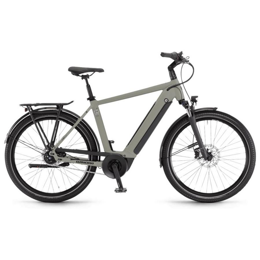 Sinus Man 27.5'' 5s 500Wh Bosch Performance Line Green 2022 Size 48