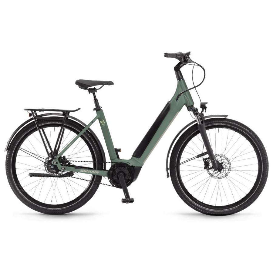 Sinus Uomo 27.5'' 8v 500Wh Bosch Active Plus Verde 2022 Taglia 46