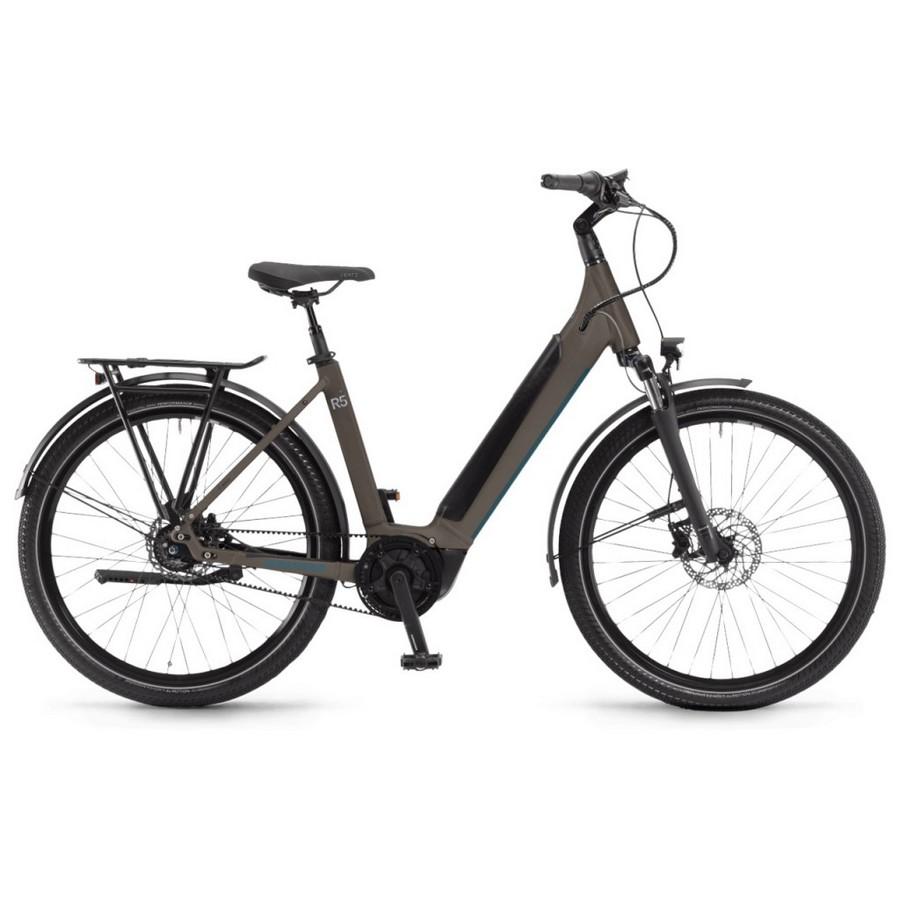 Sinus Man 27.5'' 5s 625Wh Bosch Performance Line Brown 2022 Size 46