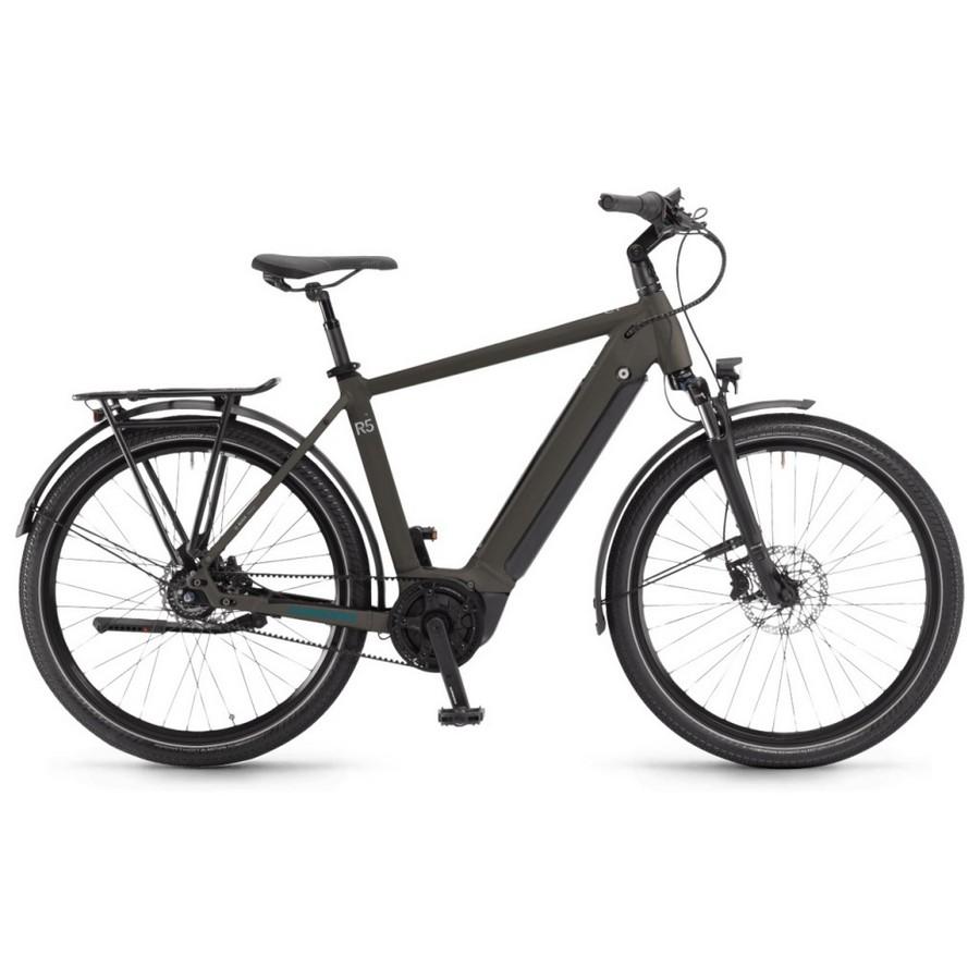 Sinus Man 27.5'' 5s 625Wh Bosch Performance Line Brown 2022 Size 48
