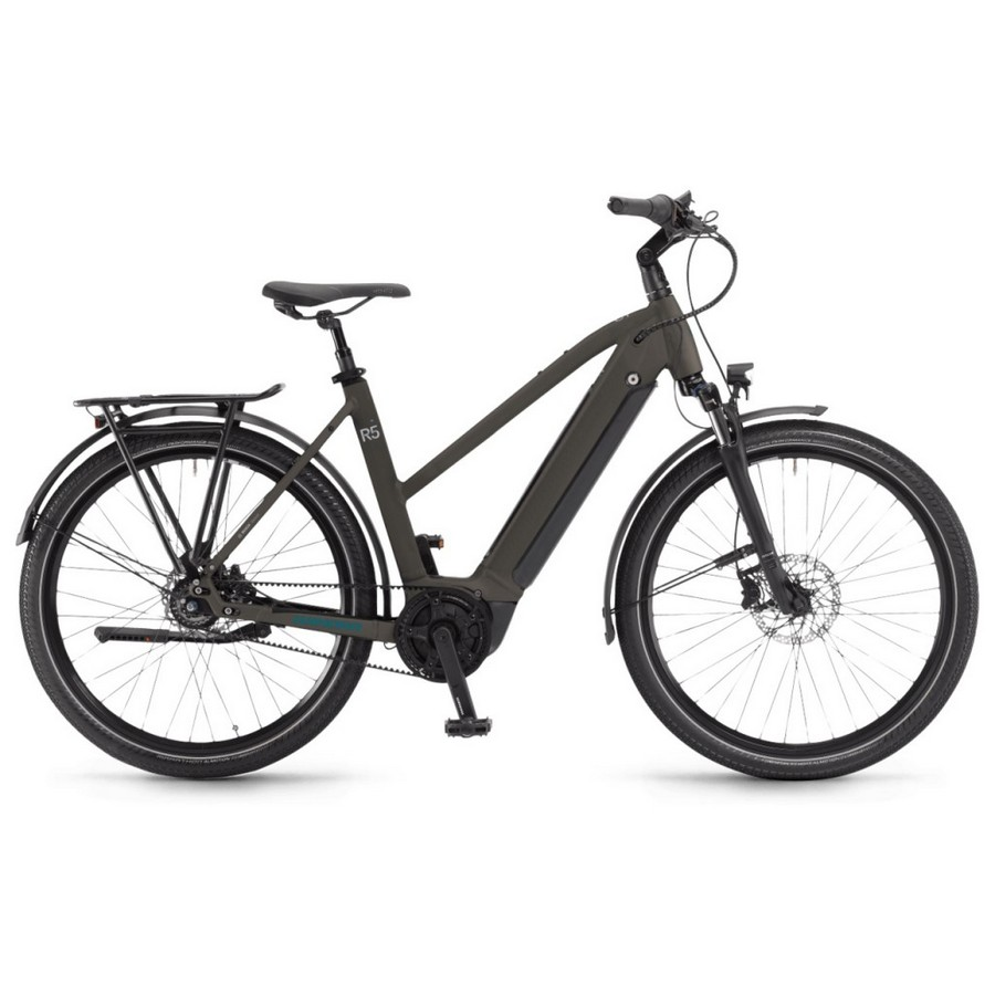 Sinus Woman 27.5'' 5s 625Wh Bosch Performance Line Brown 2022 Size 44
