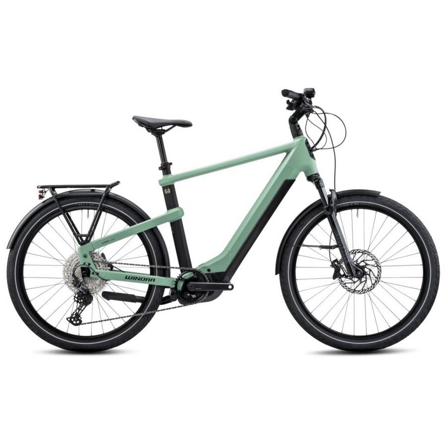Yakun Unisex 27.5'' 12s 750Wh Bosch Performance CX Green 2022 Size 45