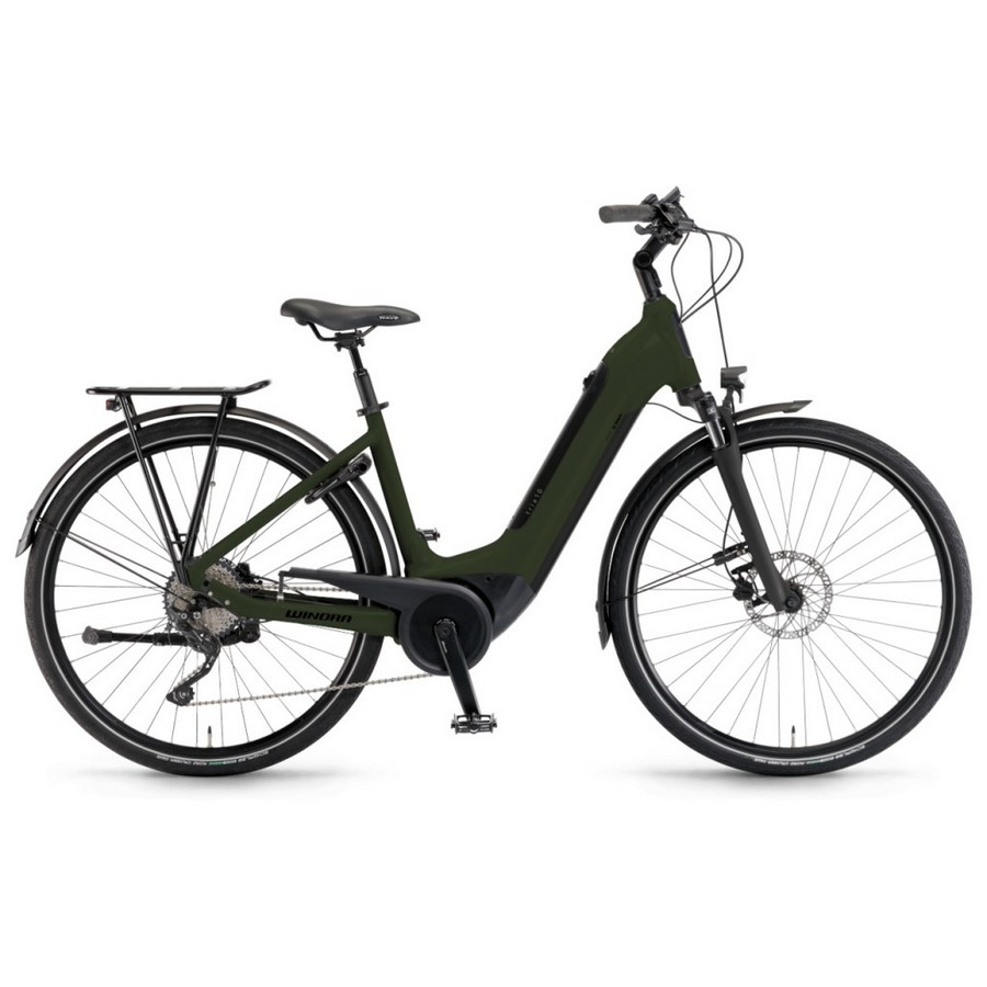 Tria Man 28'' 10s 500Wh Bosch Performance Line Green 2022 Size 41