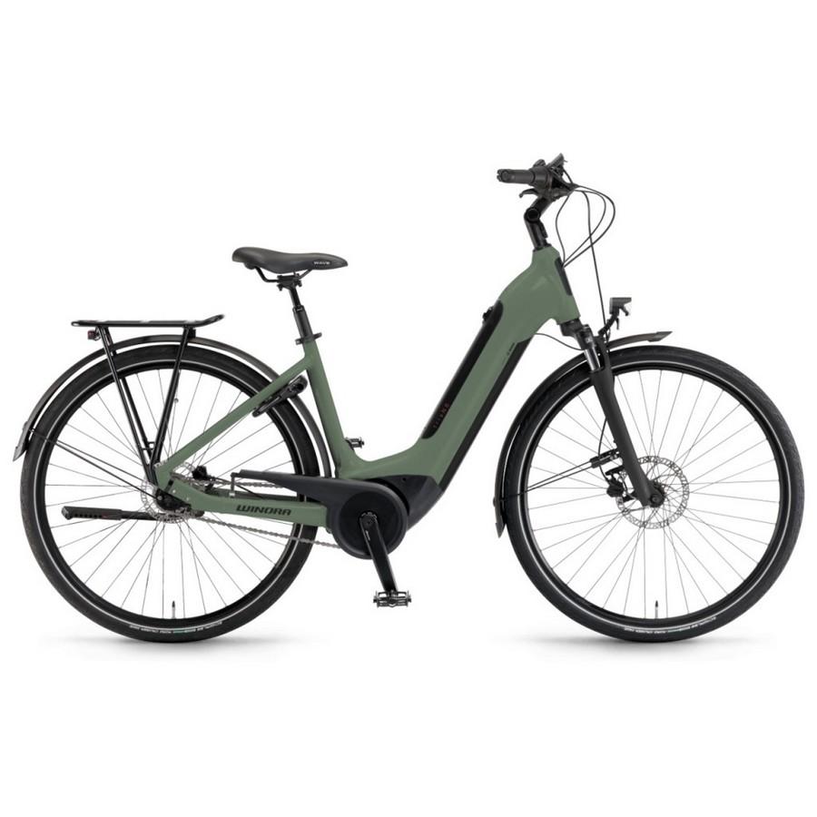Tria Uomo 28'' 8v 500Wh Bosch Active Plus Verde 2022 Taglia 41