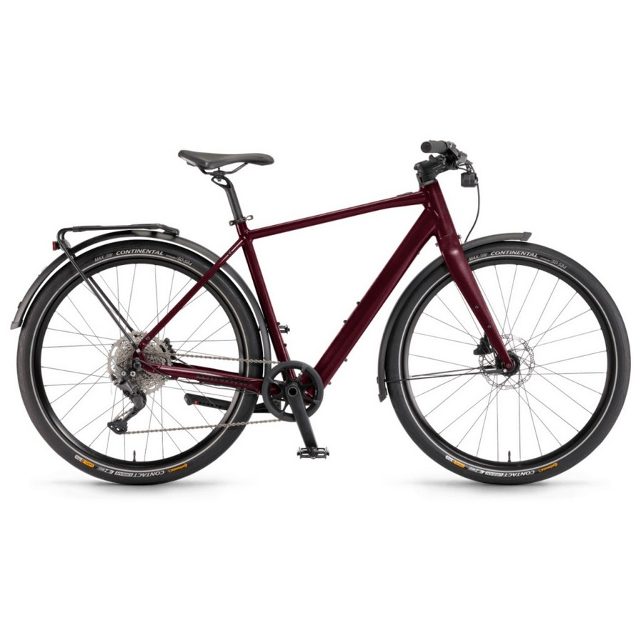 eFlitzer Man 27.5'' 10s 250Wh Mahle Red 2022 Size 42