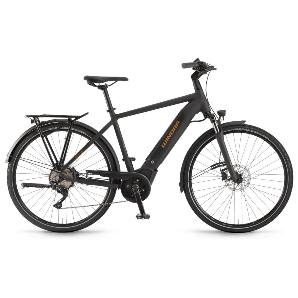 Sinus i10 Man 28'' 500Wh Bosch 63mm 10s Black size 48 2020