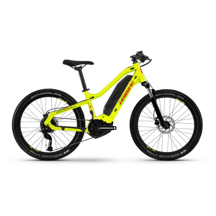 AllTrack Man 24'' 9s 400Wh Yamaha PW-TE Yellow 2022 Size 34
