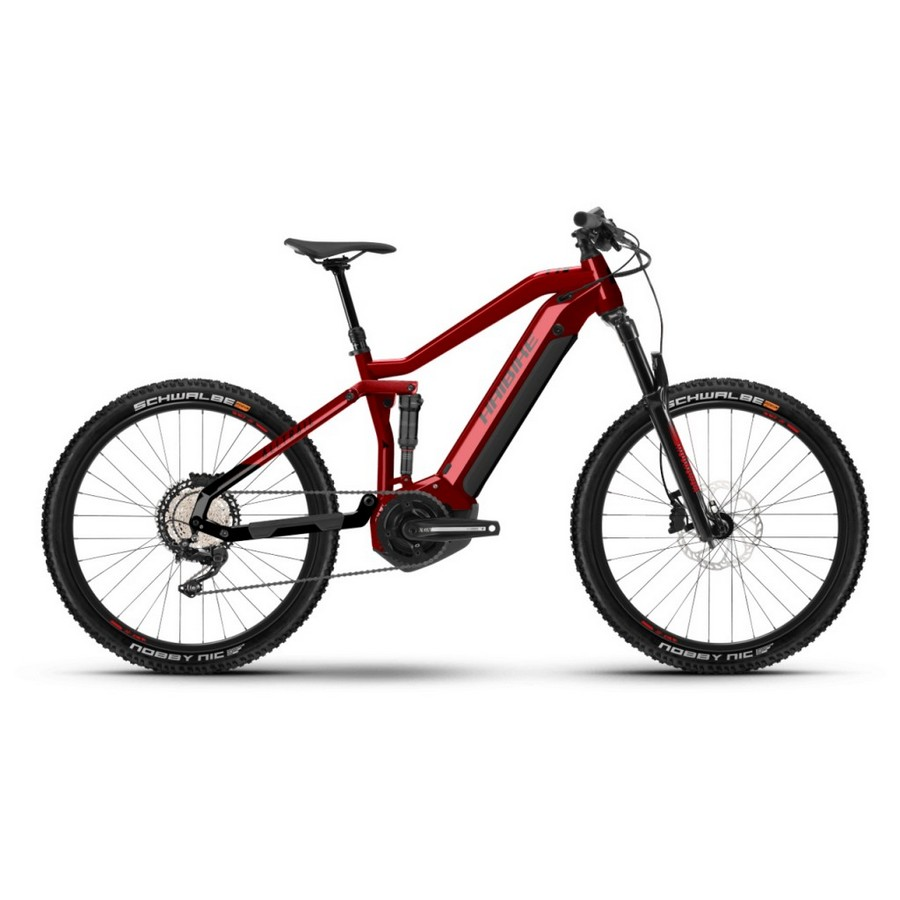 AllTrail Man 27.5'' 140mm 12s 630Wh Yamaha PW-ST Red 2022 Size 40