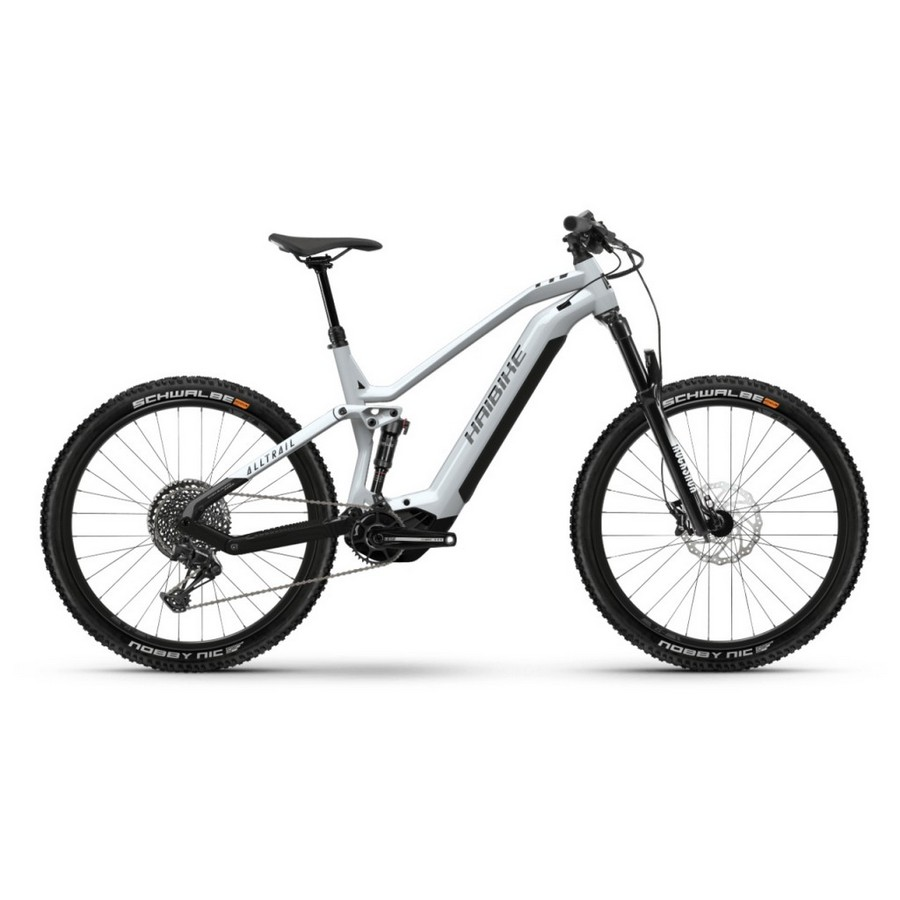 AllTrail Man 27.5'' 150mm 12s 630Wh Yamaha PW-X3 Grey 2022 Size 41