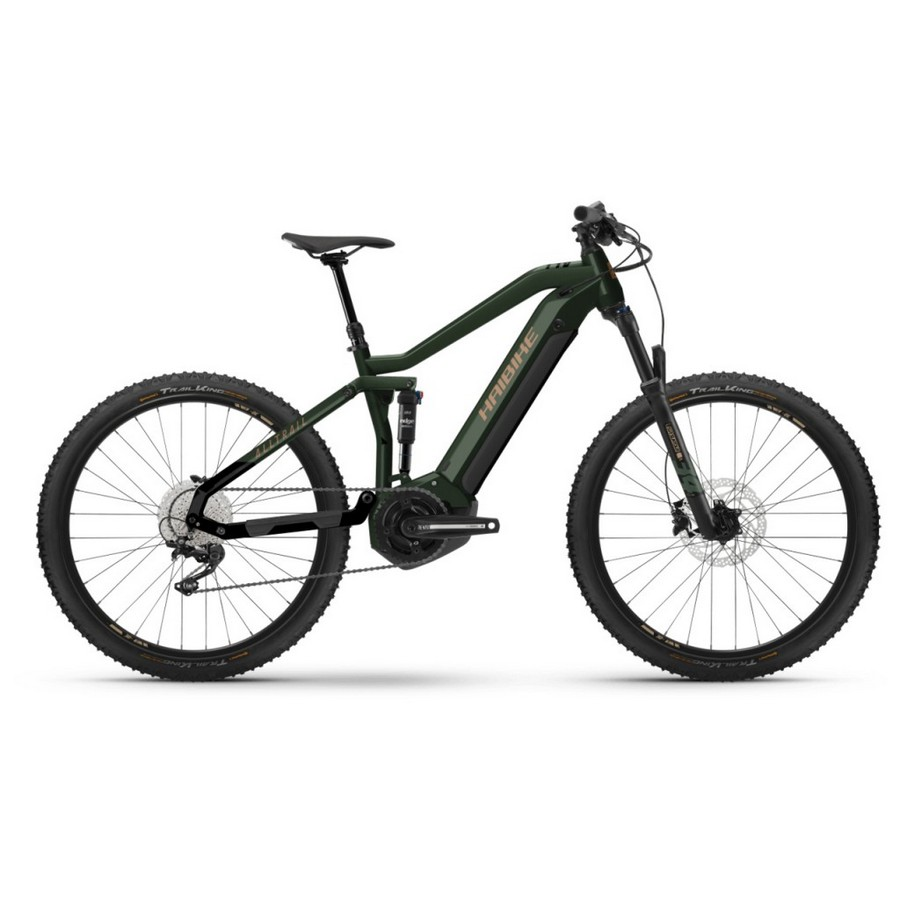 AllTrail Man 29'' 120mm 11s 630Wh Yamaha PW-ST Green 2022 Size 44