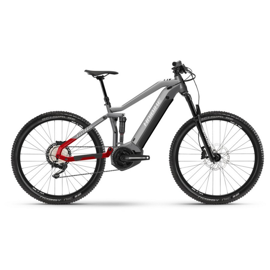 AllTrail Man 29'' 120mm 12s 630Wh Yamaha PW-ST Red 2022 Size 44