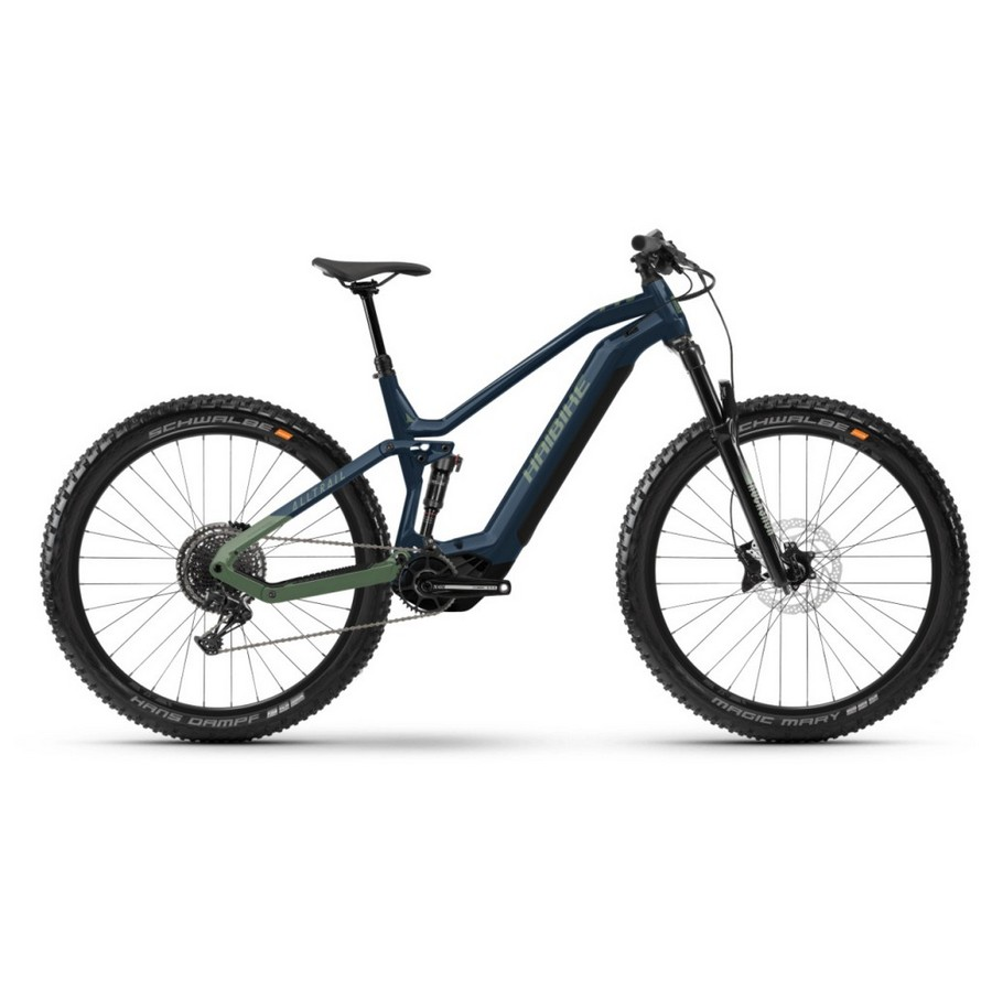 AllTrail Man 29'' 140mm 12s 750Wh Yamaha PW-X3 Blue 2022 Size 44