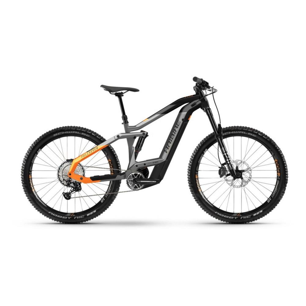 FullSeven 10 27,5'' 150mm 12v 625Wh Bosch CX Nero/Grigio 2021 Taglia 41