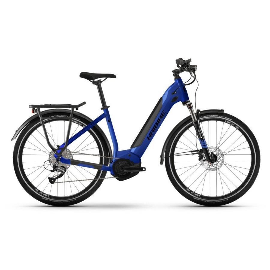 Trekking Man 27.5'' 9s 500Wh Yamaha PW-TE Blue 2022 Size 46