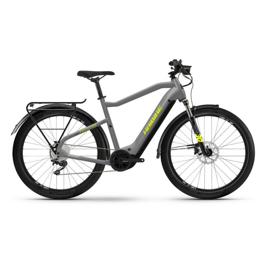 Trekking Man 27.5'' 10s 630Wh Yamaha PW-ST Grey 2022 Size 48