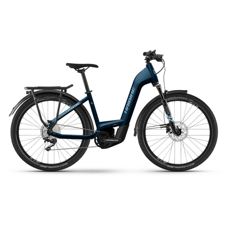 Trekking Man 27.5'' 100mm 11s 750Wh Bosch Performance CX Blue 2022 Size 46