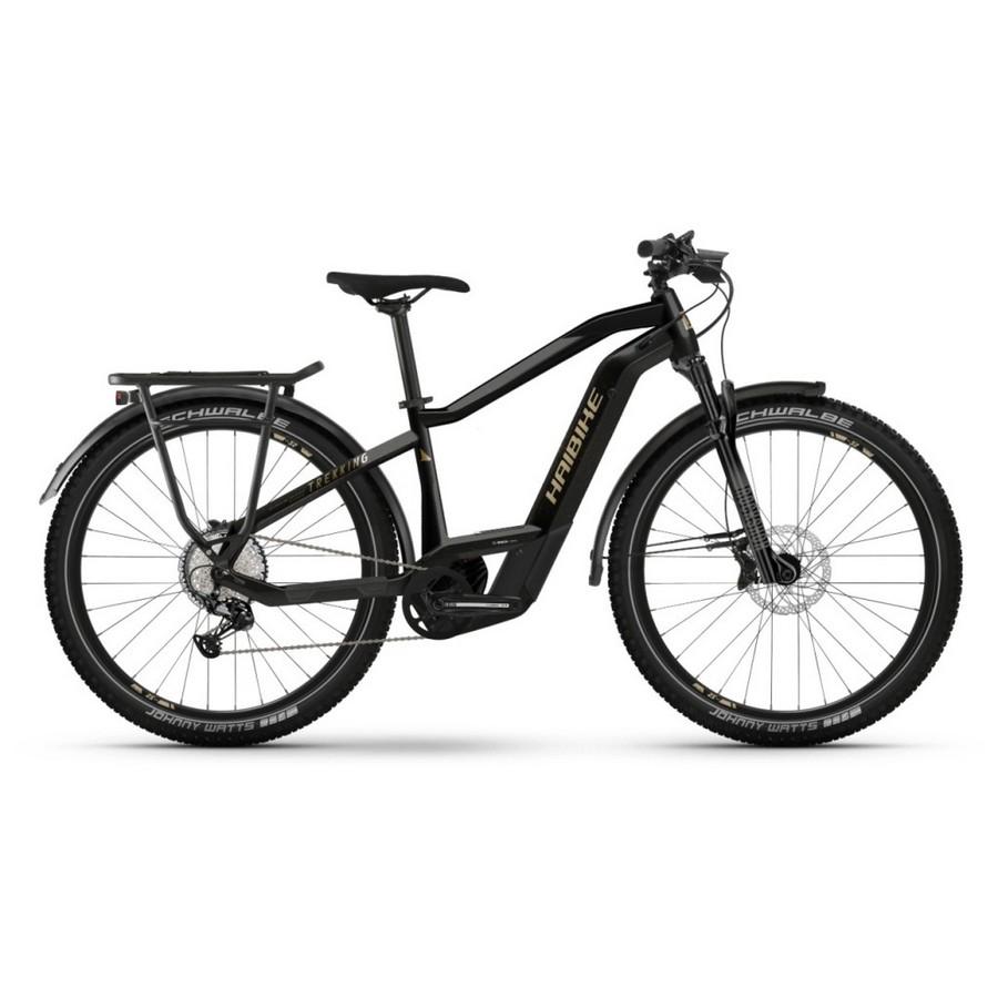 Trekking Man 27.5'' 100mm 12s 750Wh Bosch Performance CX Black 2022 Size 50