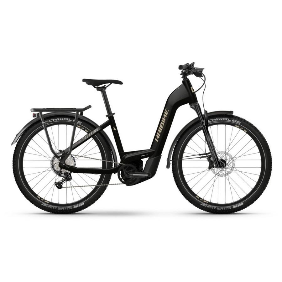 Trekking Man 27.5'' 100mm 12s 750Wh Bosch Performance CX Black 2022 Size 46
