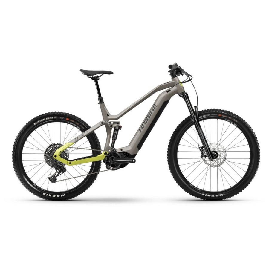 AllMtn Man 27.5'' 160mm 12s 630Wh Yamaha PW-X3 Grey 2022 Size 41