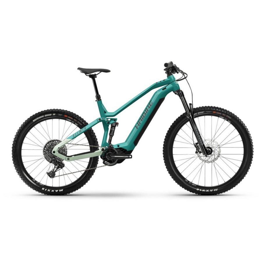 AllMtn Uomo 27.5'' 160mm 12v 630Wh Yamaha PW-X3 Verde Acqua 2022 Taglia 41