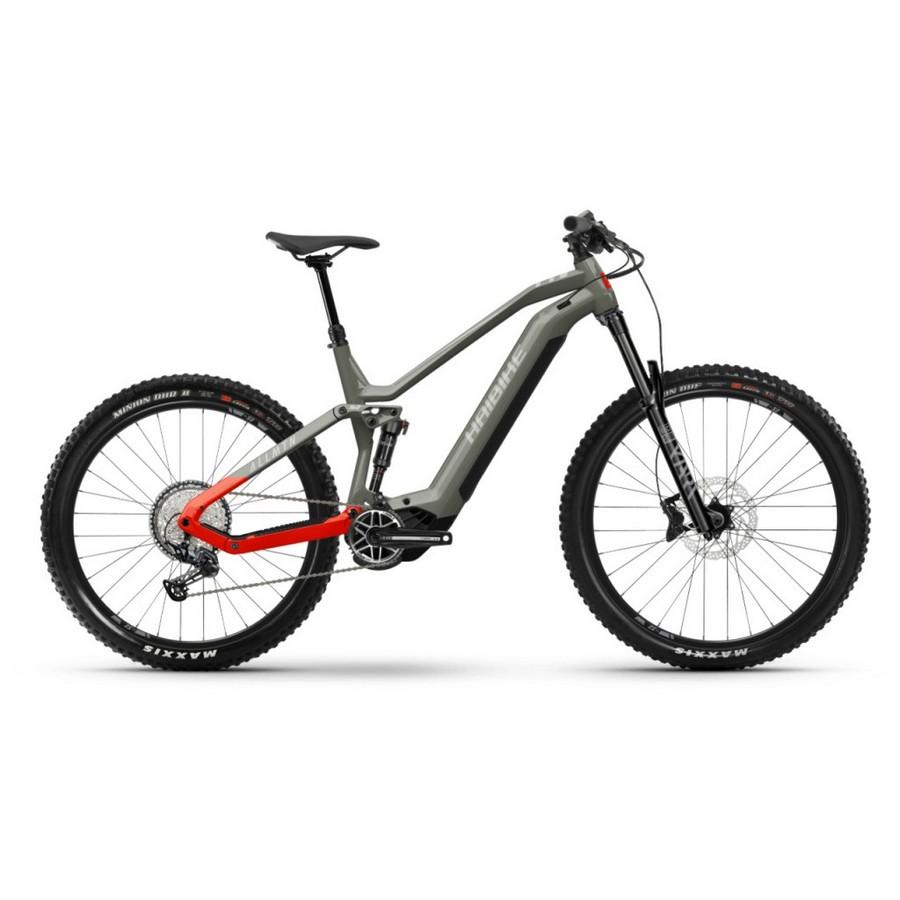 AllMtn Man 27.5'' 160mm 12s 750Wh Yamaha PW-X3 Grey 2022 Size 41
