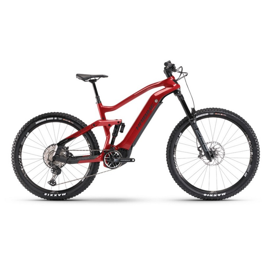 AllMtn Man 27.5'' 160mm 12s 600Wh Yamaha PW-X2 Red 2022 Size 41