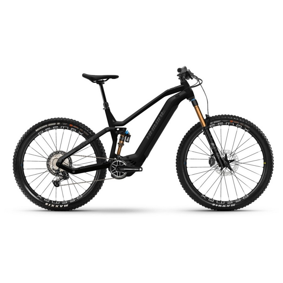 AllMtn Man 27.5'' 160mm 12s 750Wh Yamaha PW-X3 Violet 2022 Size 41