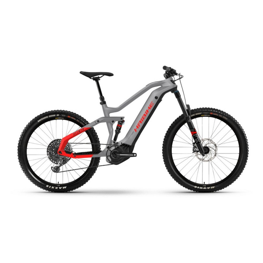 AllMtn 6 29''/27.5'' 160mm 12s 600Wh Yamaha PW-X2 Grey 2021 Size 41