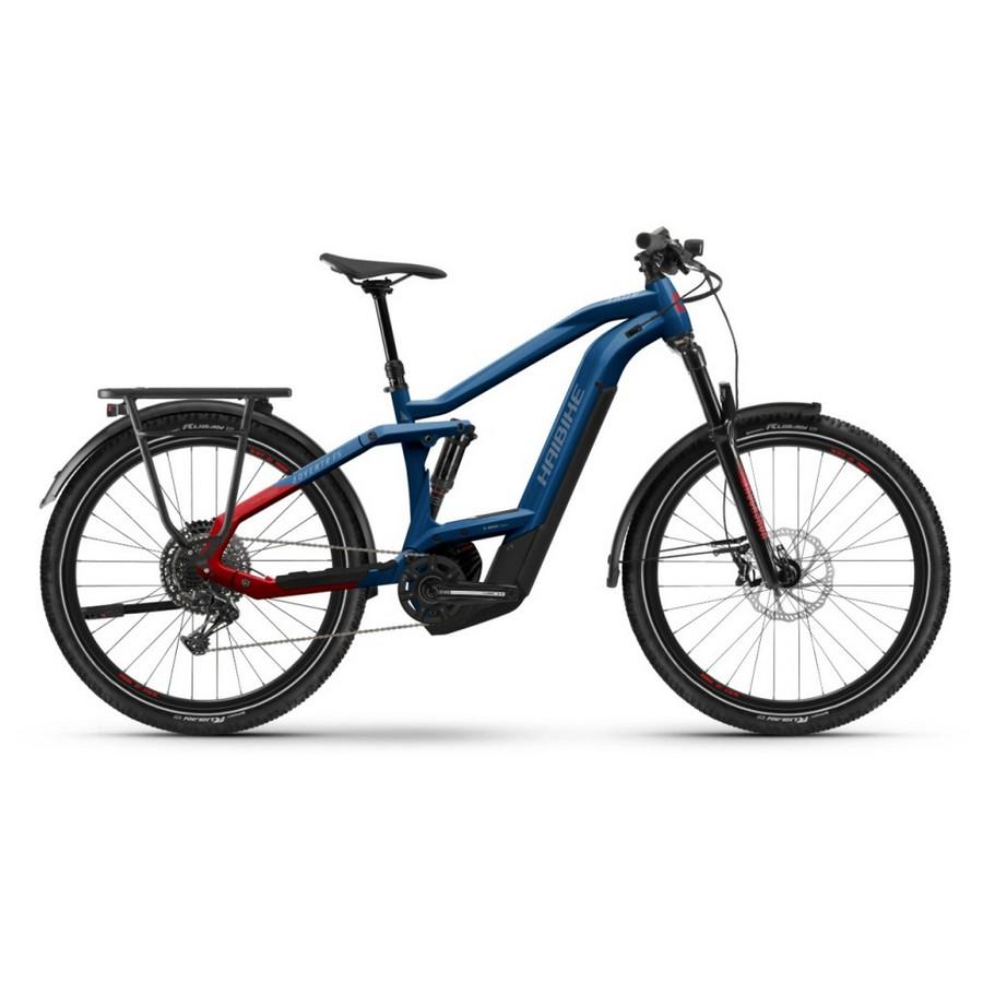 Adventr Man 27.5'' 140mm 12s 625Wh Bosch Performance CX Blue 2022 Size 41