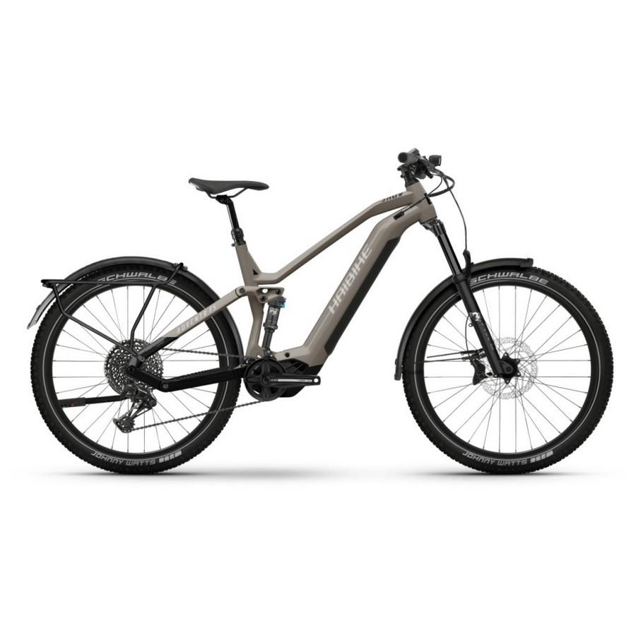 Adventr Man 29'' 140mm 12s 750Wh Yamaha PW-X3 Grey 2022 Size 42