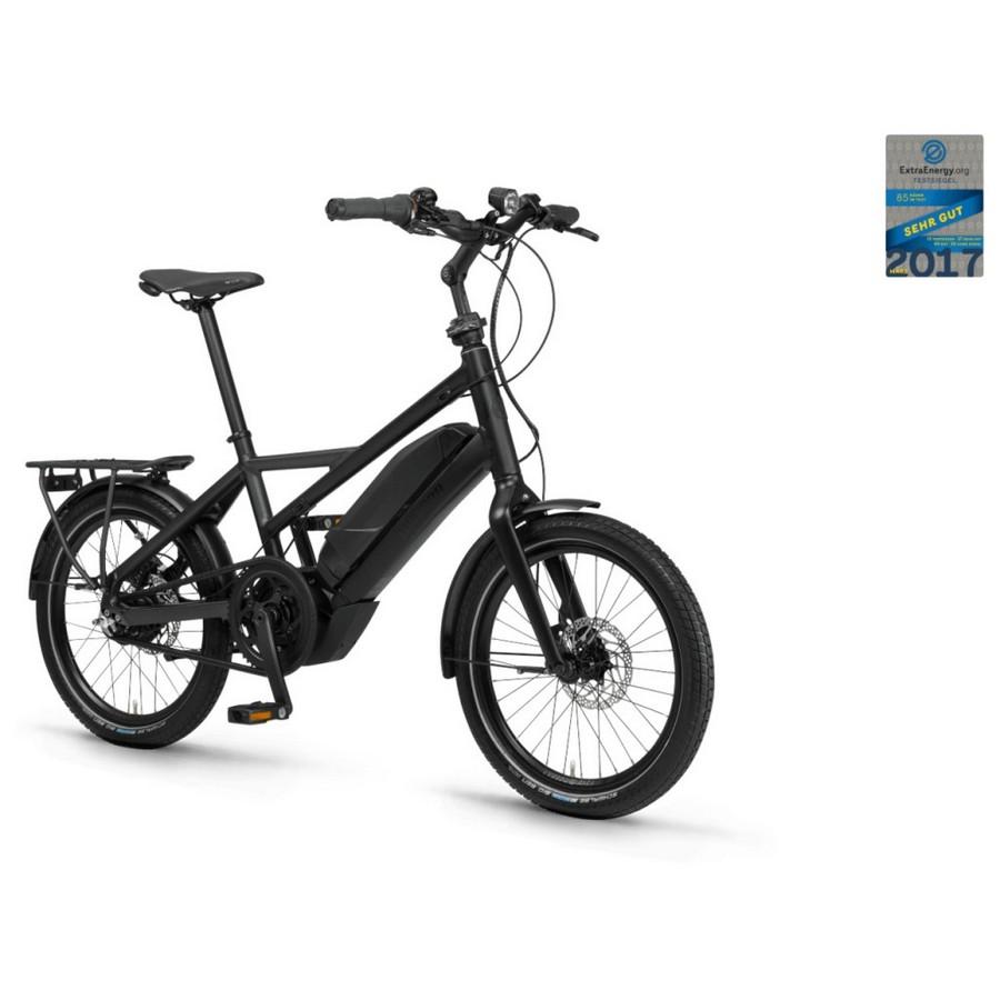 radius Man 20'' 8s 500Wh Yamaha PW-ST Black 2022 Size 35