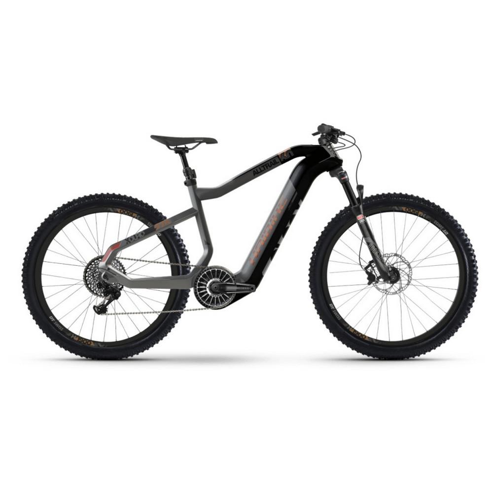 Xduro Alltrail 6.0 27.5'' 140mm i630wh Flyon 12s black/titan size 38 2021