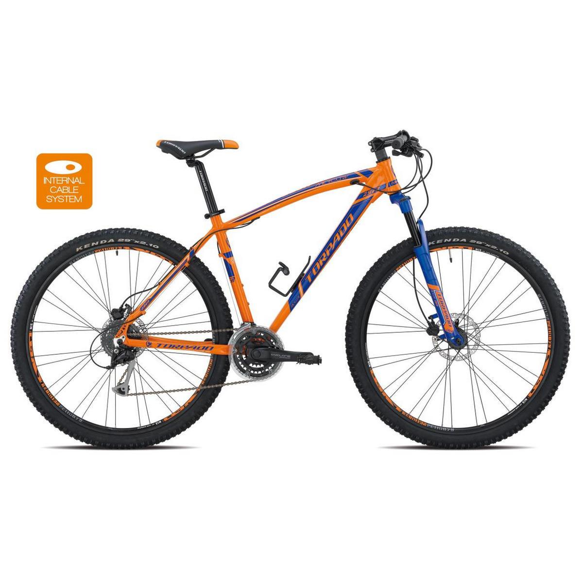 Mercury 29'' 3x8s Hydraulic Disc Brake Orange/Blue 2021 Size 40