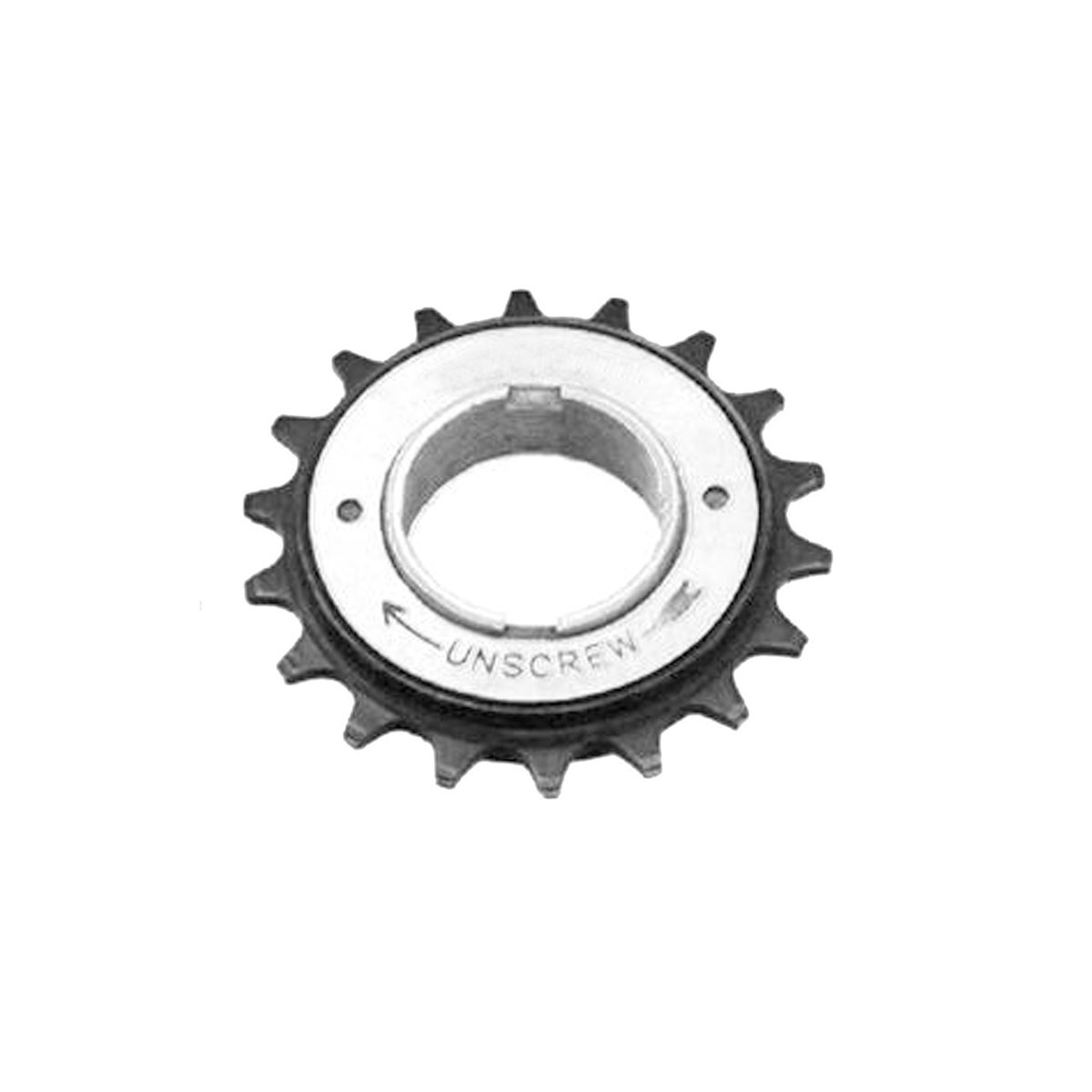 freewheel sprocket single speed 1/2 x 1/8 16t