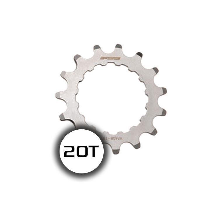 sprocket 20t bosch ebike chainring wa647 stainless steel silver