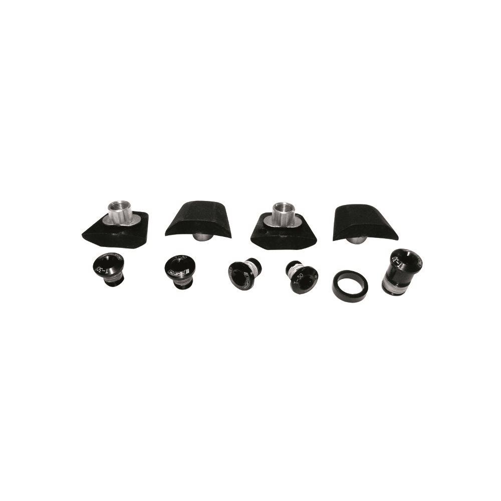 Chainring bolts set SL-K ABS EE083 / 4x ML021 / ML227 / MW058