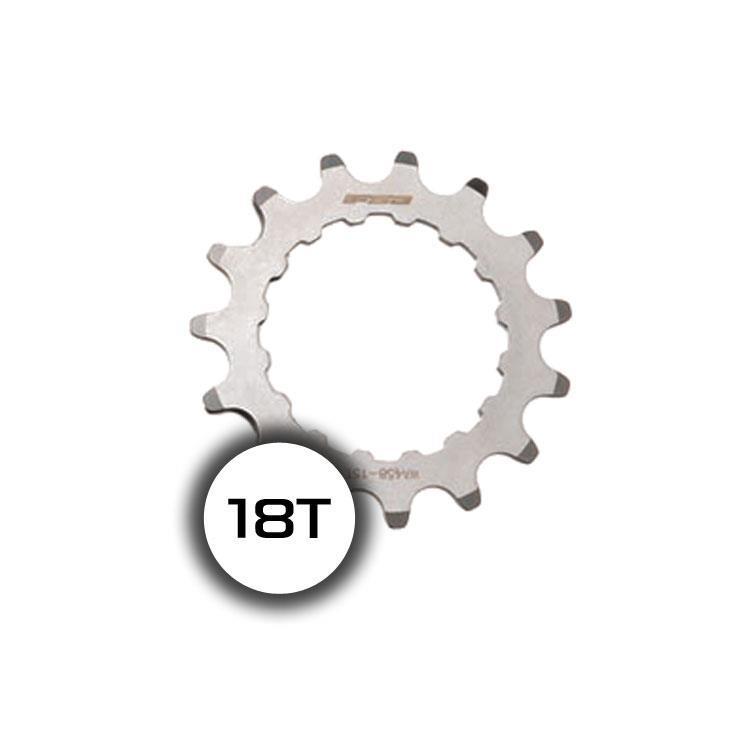 sprocket 18t bosch ebike chainring wa645 stainless steel silver