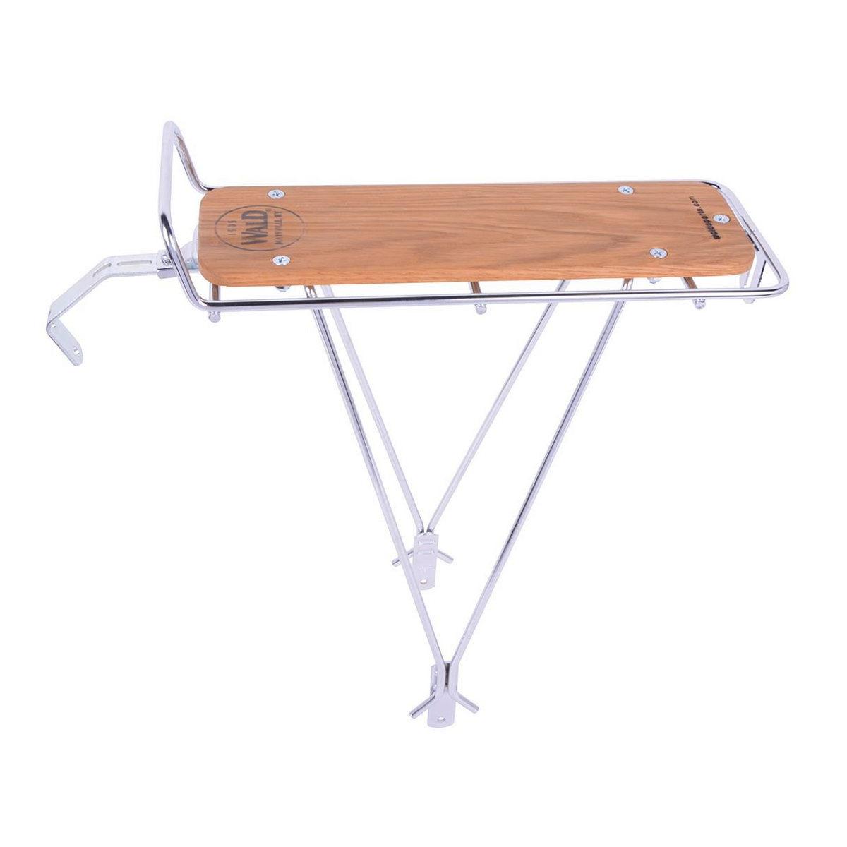portapacchi woody posteriore silver
