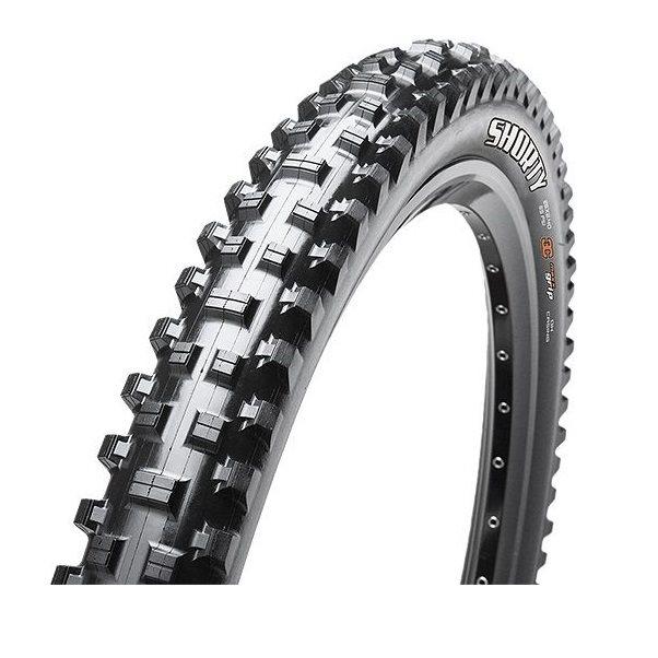 Tire Shorty 29 x 2.40'' 2x120 TPI DD WT 3c MaxxGrip Black