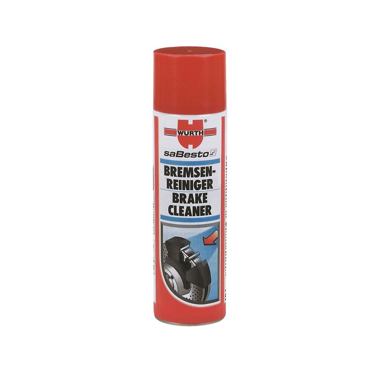 Brake Cleaner Degreaser Spray 500ml