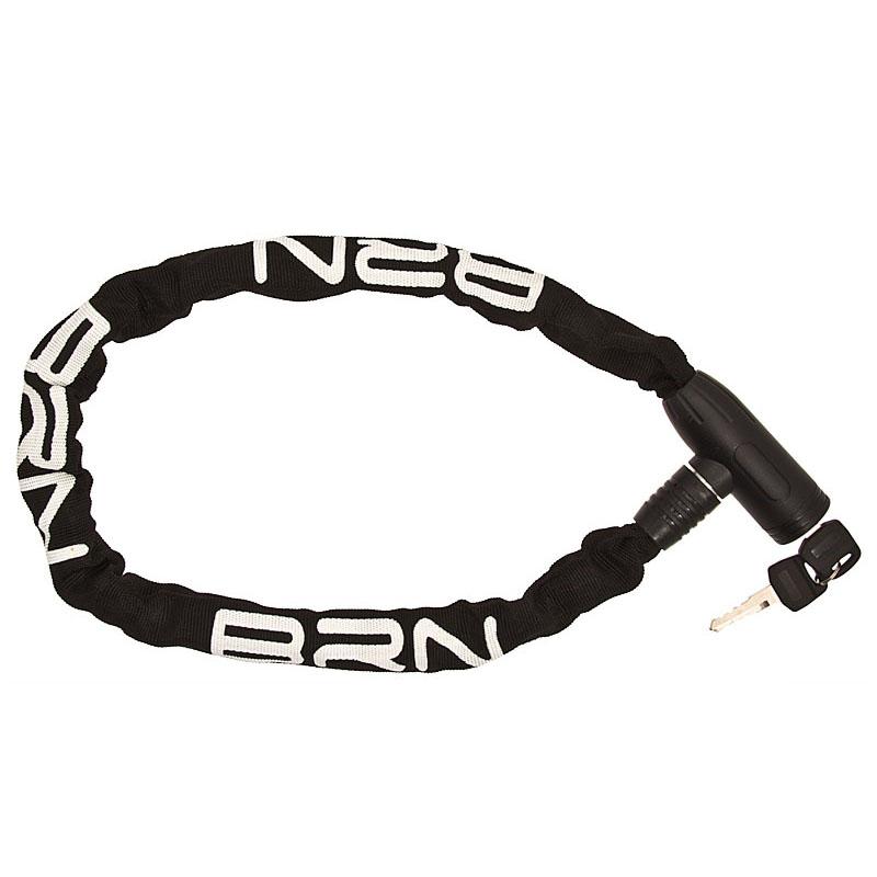 Lucchetto catena Blindo 6 x 800mm tessuto nero
