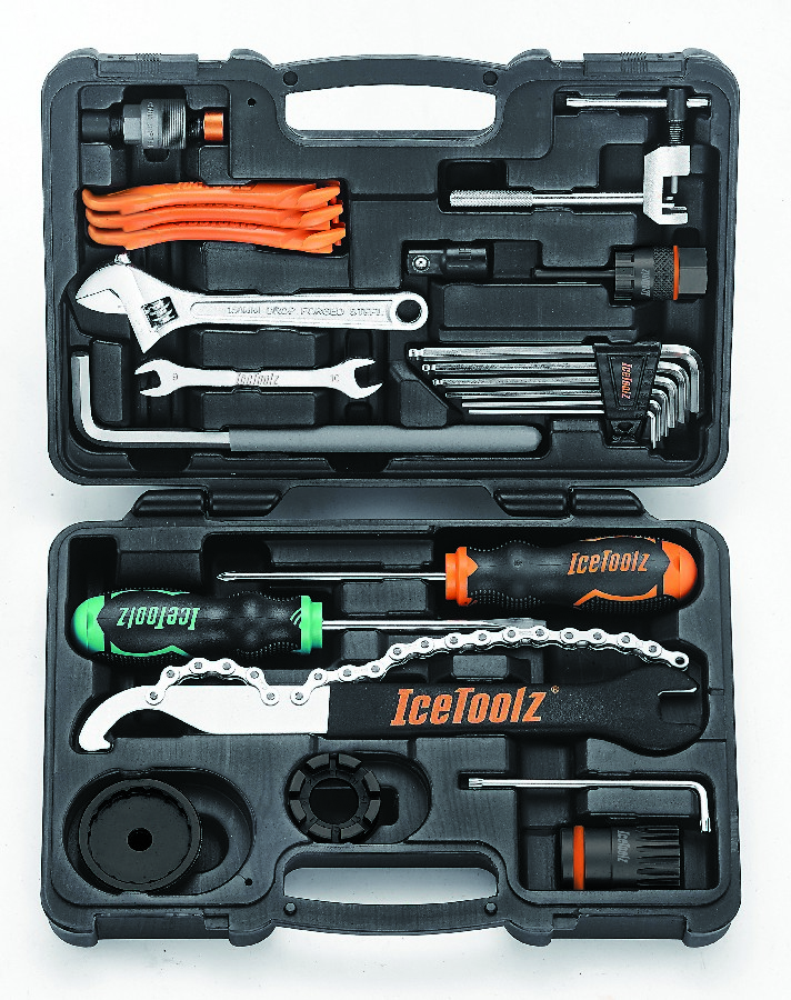 Workshop tool box essence